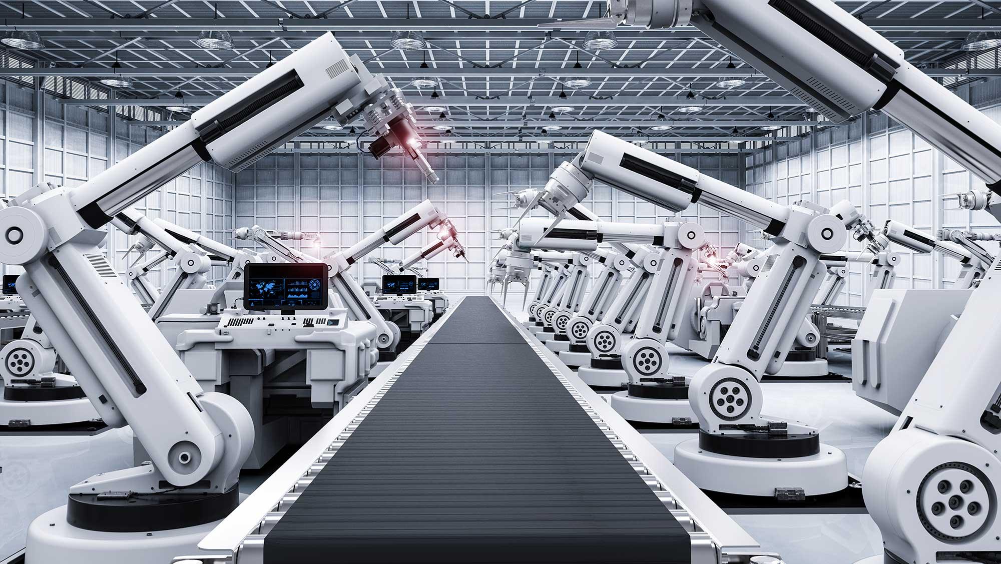 progettazione-automazione-robot