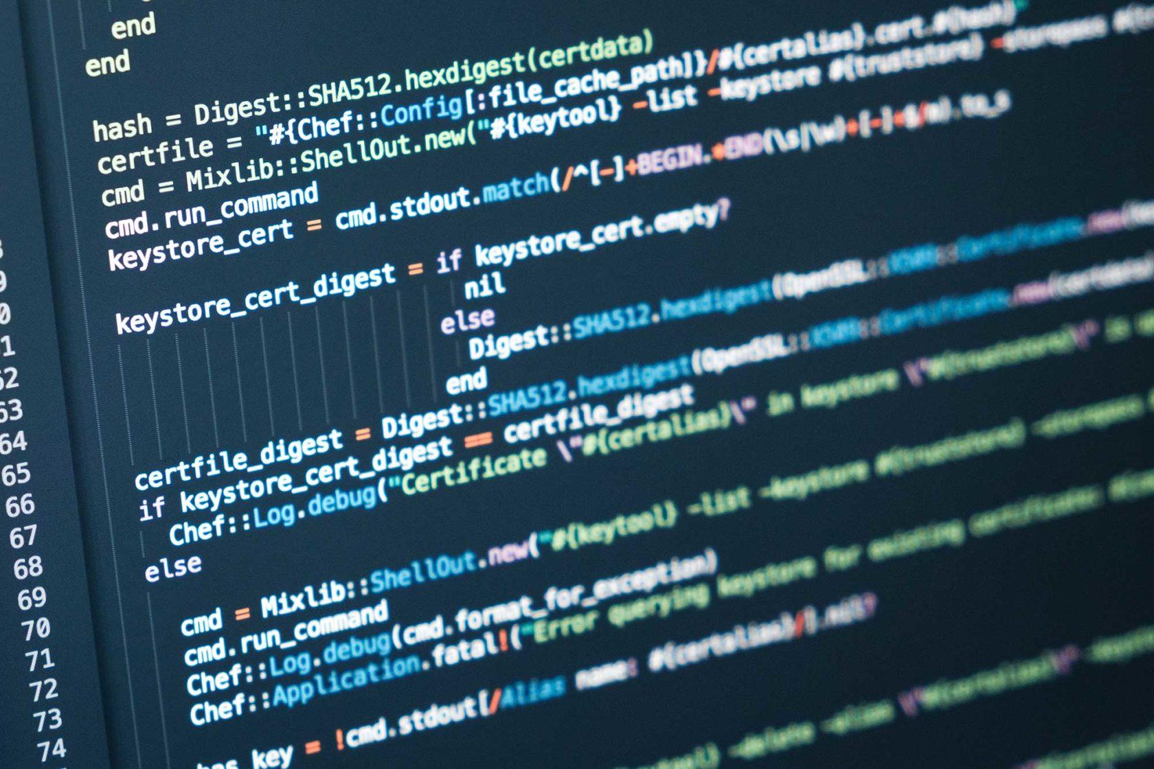 progettazione-software-codice